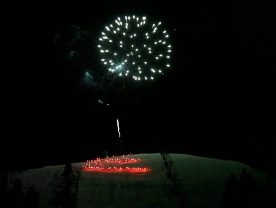 After the parade a fireworks show will light up the