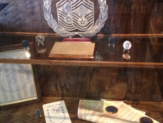 Enlisted Heritage Hall at Gunter saw a lot of improvements