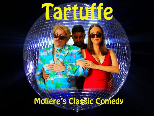 "This modern take on ""Tartuffe"" will be at Cite des"