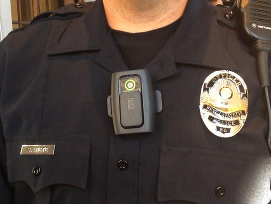 These body cameras were state of the art in 2013. They're