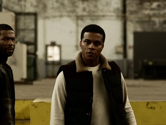 "Rasheed (Cory Hardrict) in ""Destined."""
