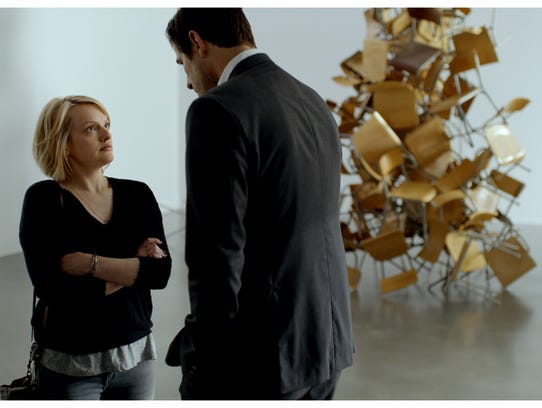 "Elizabeth Moss and Cales Bang in ""The Square,"" a Magnolia"