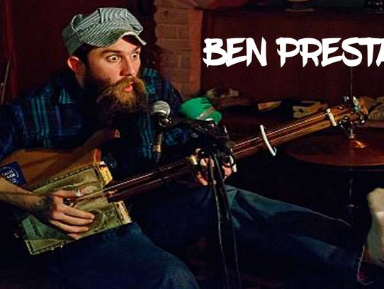 Legend Ben Prestage grew up in rural Florida and picked