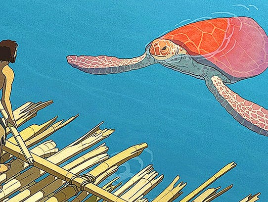 """The Red Turtle"""