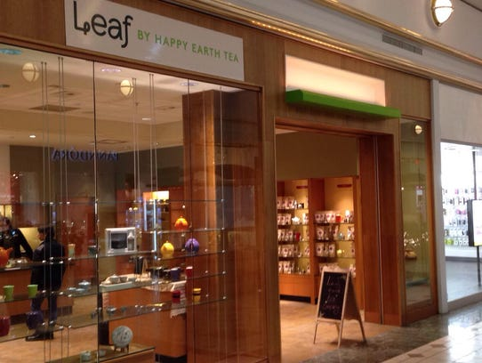 Leaf opens at Eastview