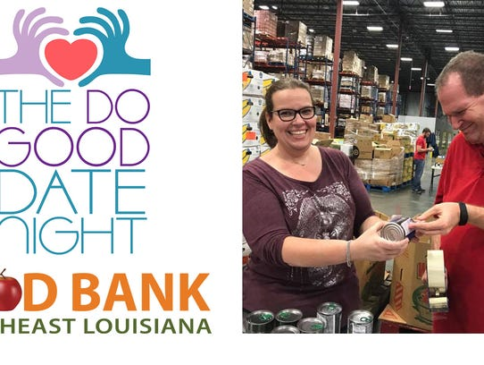 Join the Food Bank of NELA for Do Good Date Night.