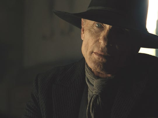 The Man in Black (Ed Harris) has some hard choices