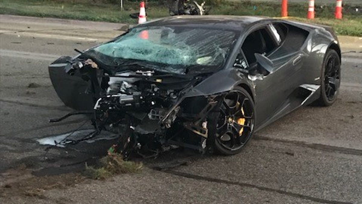 man likely to face drunken driving charges in lamborghini crash