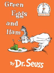 'Green Eggs and Ham' by Dr. Seuss.