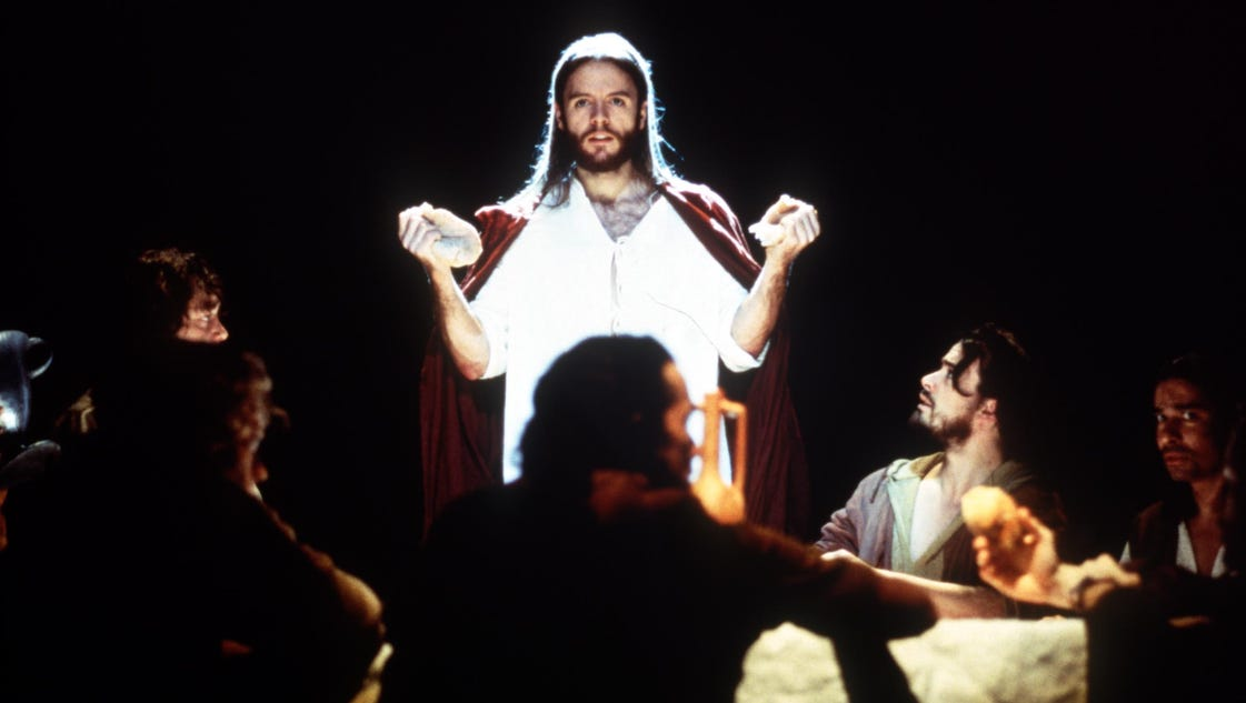 NBC plans 'Jesus Christ Superstar Live' next Easter