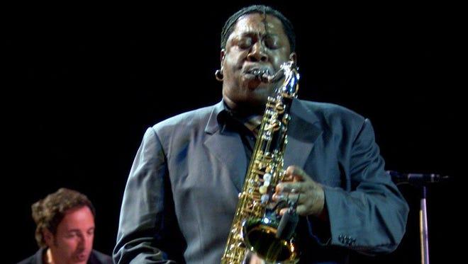 The Big Man, Clarence Clemons.