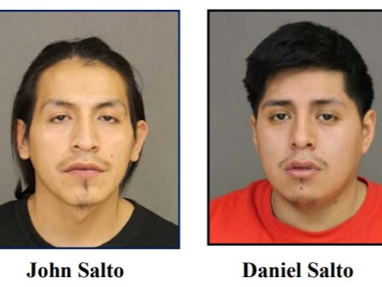 Spring Valley cousins John and Daniel Salto are accused