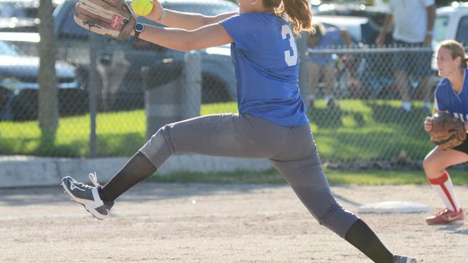 Jessica Beaubien and ALS closed out the summer season with a victory at the Petoskey waterfront on Wednesday.