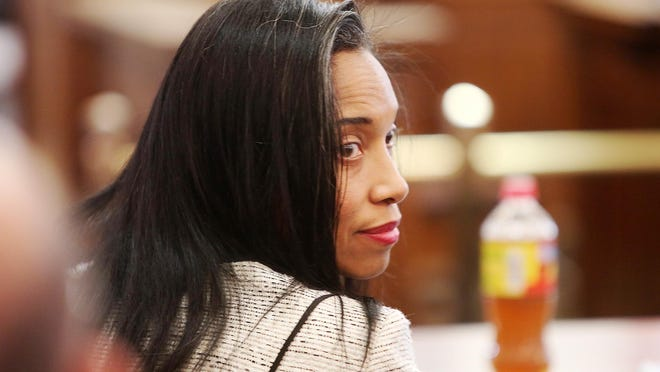Hunter If Tracie Hunter appeals her conviction, taxpayers? bill could hit $450,000. Judge Tracie Hunter's trial and criminal investigation could cost taxpayers up to $450,000.