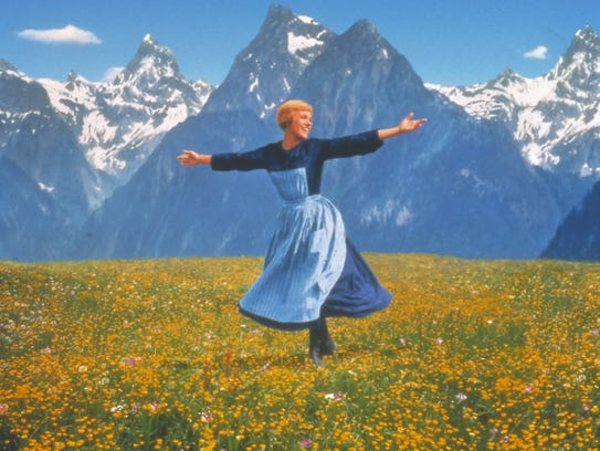 """Julie Andrews and the Austrian Alps star in """"The Sound"""