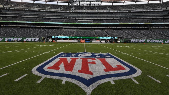 NFL TV viewership dropped again in 2017.