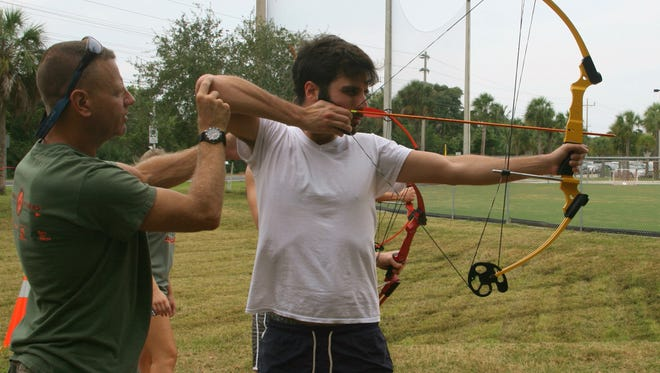Free archery demos and clinics will go on throughout the day,