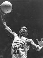 Everette Stephens was point guard on back-to-back Big Ten championship teams for Purdue in 1987 and 1988.