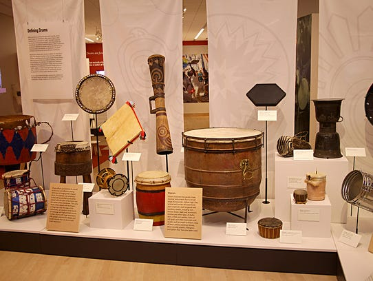 "A selection of items are on display at the ""Beyond"
