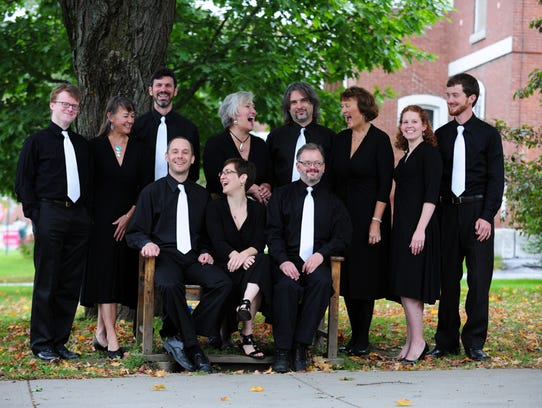The Counterpoint Chorus delivers a concert Saturday