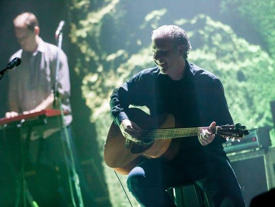 Milwaukee musician Chris Rosenau, Justin Vernon's bandmate