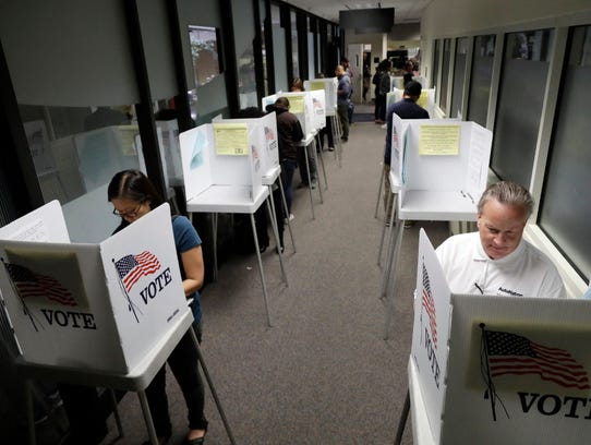 On election night, voters will fire up laptops, tablets