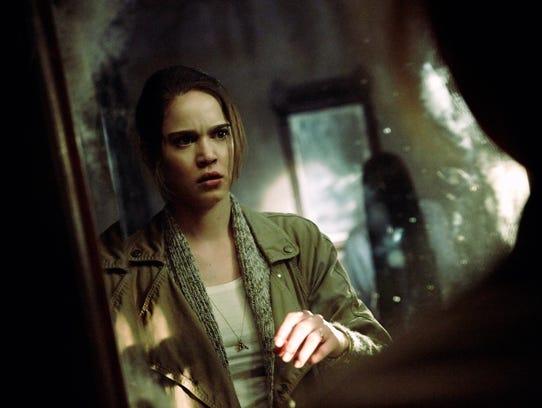 "Matilda Lutz plays Julia in ""Rings."""