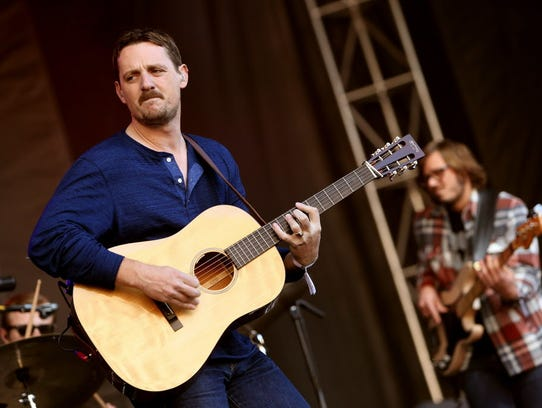 Sturgill Simpson will perform at the Wharf Amphitheater