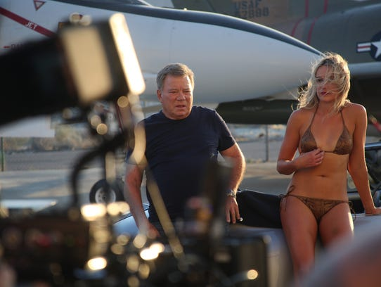 """""""Senior Moment"""" a movie starring William Shatner and"""