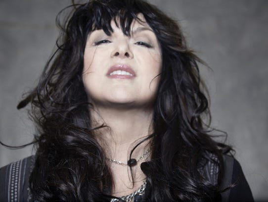Ann Wilson of Heart will perform at Concrete Street