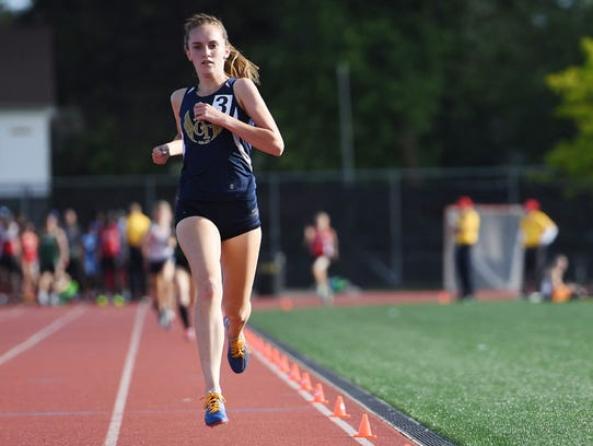 NV/Old Tappan's Caroline O'Sullivan took 10 seconds
