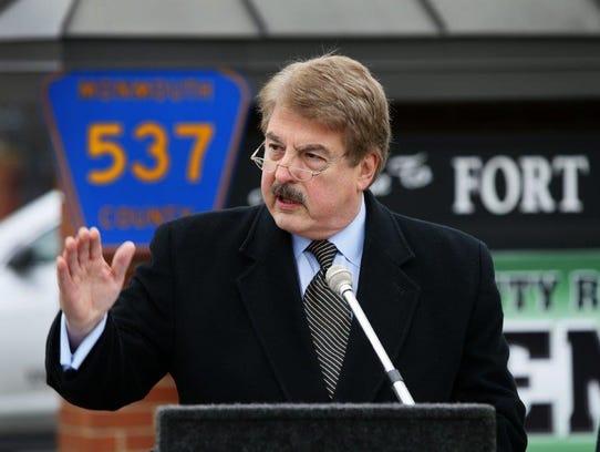 James Gorman, Chairman, Fort Monmouth Economic Revitalization
