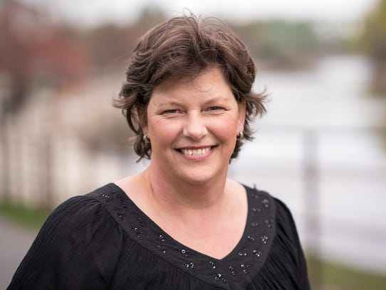 Stephanie Townsend, candidate for Pittsford Town Board