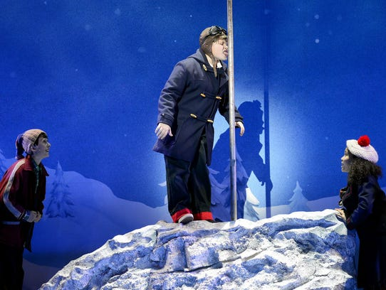 A Christmas Story, The Musical, is based on the 80s
