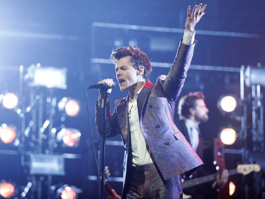 There are a couple of empty dates for Harry Styles'