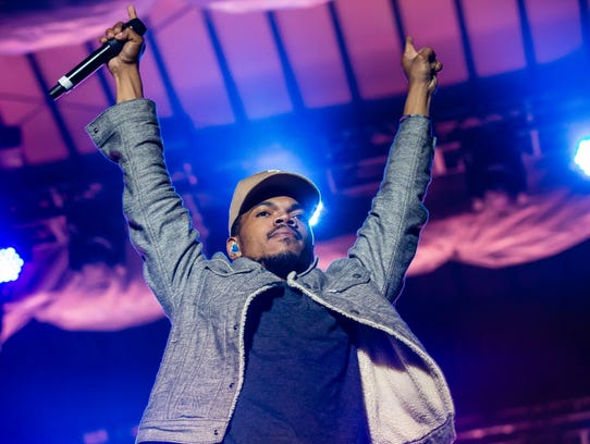 Chance The Rapper has done massive Chicago shows the