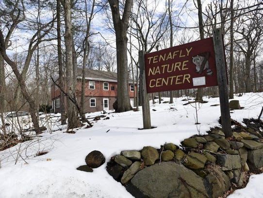 The full moon hike at Tenafly Nature Center will take