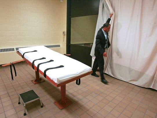 Death row inmate Eric Branch will likely spend his final hours awaiting a U.S. Supreme Court decision as the executioner, wardens and witnesses continue preparations for the convicted killer's scheduled execution Thursday.