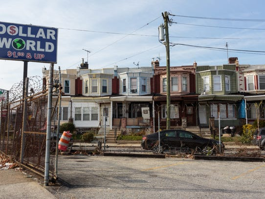 In Nicetown, a North Philadelphia neighborhood that