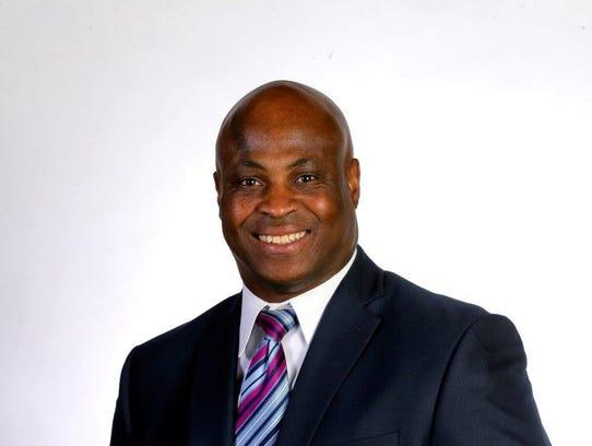 Hollis R. Towns, executive editor, Vice President News,