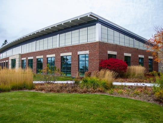 Lester Public Library in Two Rivers.