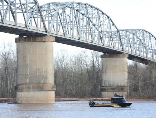 Bossier and Caddo marine patrol units searched the