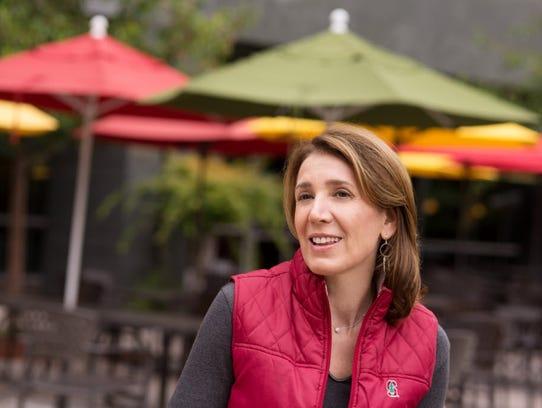 Alphabet's financial chief Ruth Porat