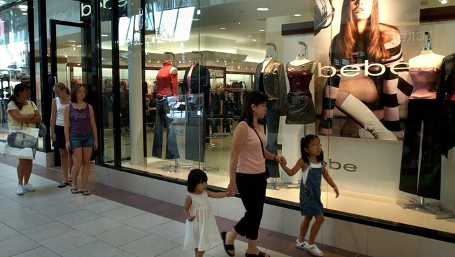 Bebe plans to close all of its stores by the end of May.