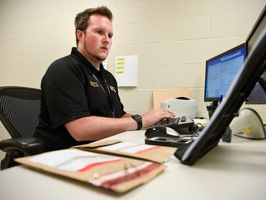 Michael Woods, Forensic Laboratory Technician, Minnesota