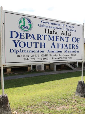 Department of Youth Affairs.