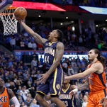 Insider: Pacers build a wall, earn their first road win of season
