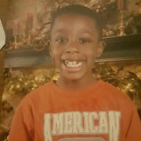 Malek Nelthrope.was last seen about 3:45 p.m. in the area of Cherrylawn and Chippewa.in north Detroit.