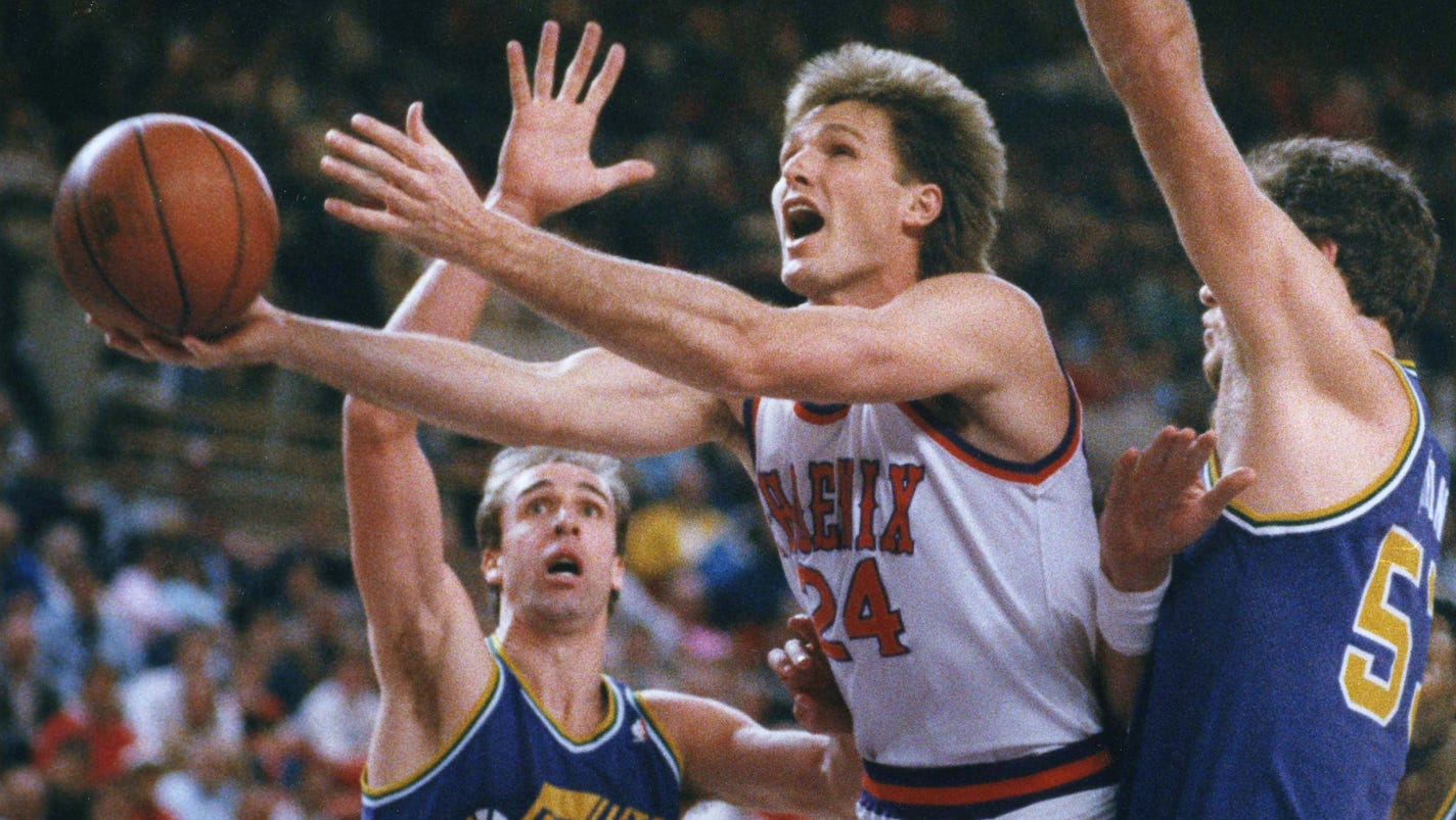 Suns broadcaster Tom Chambers arrested in DUI case