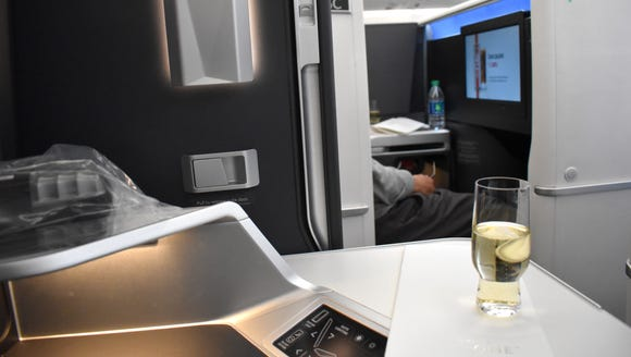 Delta One Suites review.